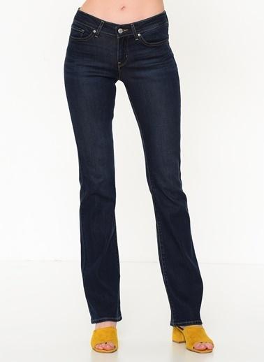 Levi's® Jean Pantolon | 715 - Boot Cut Slim Lacivert